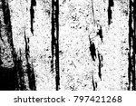 texture black and white... | Shutterstock . vector #797421268