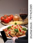 order your food at home