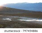 death valley national park | Shutterstock . vector #797454886