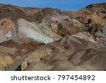 death valley national park | Shutterstock . vector #797454892