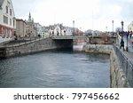 northern europe norway aalesund | Shutterstock . vector #797456662