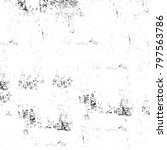abstract grunge grey dark... | Shutterstock . vector #797563786