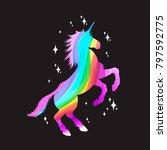 mythology illustration set of...   Shutterstock .eps vector #797592775