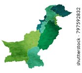 pakistan world map country icon