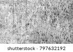black and white texture of... | Shutterstock . vector #797632192