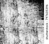 texture grunge monochrome.... | Shutterstock . vector #797635396