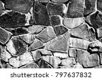 the image of the wall  for use... | Shutterstock . vector #797637832