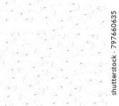abstract grunge grey dark... | Shutterstock . vector #797660635