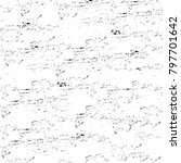 abstract grunge grey dark... | Shutterstock . vector #797701642