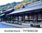 japan kansai hyogo kinosaki... | Shutterstock . vector #797808238
