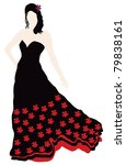 illustration of elegant ...   Shutterstock . vector #79838161