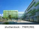 3d building | Shutterstock . vector #79891981