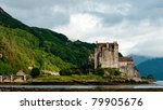eilean donan castle  one of the ...