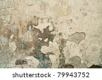 Aged Wall Background  Texture
