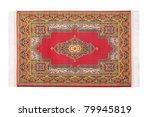 Rectangular Red Carpet...
