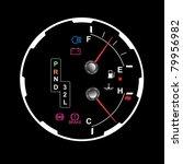 car dashboard   Shutterstock . vector #79956982