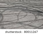 real protector tracks photo   Shutterstock . vector #80011267