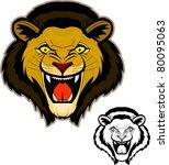 agresión,ira,cabeza de animal,dientes de animales,dibujos animados,confrontación,valor,felino,vista frontal,ilustración y pintura,aislado,león,mamíferos,me,mascota