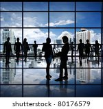 business people team   Shutterstock . vector #80176579