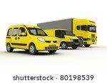 transport vehicles   Shutterstock . vector #80198539