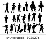 infant | Shutterstock .eps vector #8026276