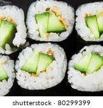 Oriental Seafood. Fresh Rolls...