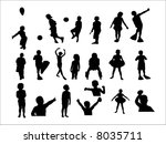 infant | Shutterstock .eps vector #8035711