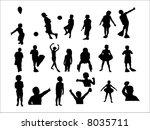 infant | Shutterstock .eps vector #8035711