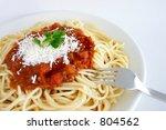 Italian Food   Spaghetti...