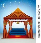 Ramadan Majlis Tents for iftar