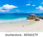 island surf getaway | Shutterstock . vector #80560279