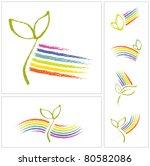 Logo Set   Ecology Motive ...