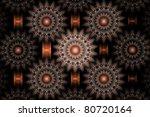 Floral Tile Pattern