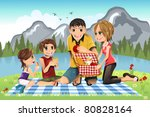a vector illustration of a... | Shutterstock .eps vector #80828164