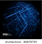 vector illustration of... | Shutterstock .eps vector #80878705