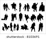 family | Shutterstock .eps vector #8103691