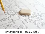 drwaing | Shutterstock . vector #81124357