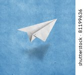 Aircraft Recycled Paper On...