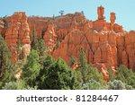 bryce canyon national park... | Shutterstock . vector #81284467