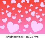 heart background   Shutterstock . vector #8128795