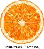 orange | Shutterstock .eps vector #81296158