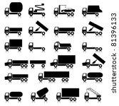 Set Of Vector Icons  ...