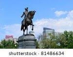 George Washington Statue As Th...