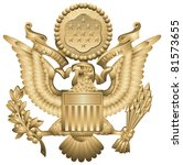 us army officers hat insignia ...