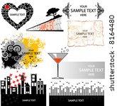 vector banners | Shutterstock .eps vector #8164480
