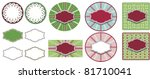 old fashion label | Shutterstock . vector #81710041