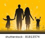 family. vector illustration | Shutterstock .eps vector #81813574