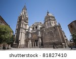Toledo Cathedral  Spain