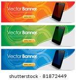 vector website headers  smart... | Shutterstock .eps vector #81872449