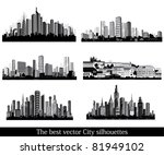 the best vector city... | Shutterstock .eps vector #81949102